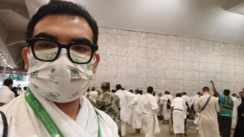 Kabar Terkini Haji 2021: Suasana Lempar Jumrah 10 Dzulhijjah