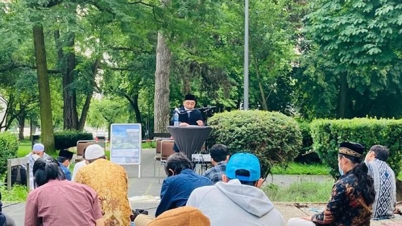 Menengok Khutbah Idul Adha di Jerman