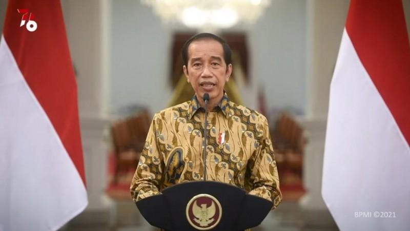 Presiden Jokowi Putuskan PPKM Level 4 Lanjut Hingga 2 Agustus