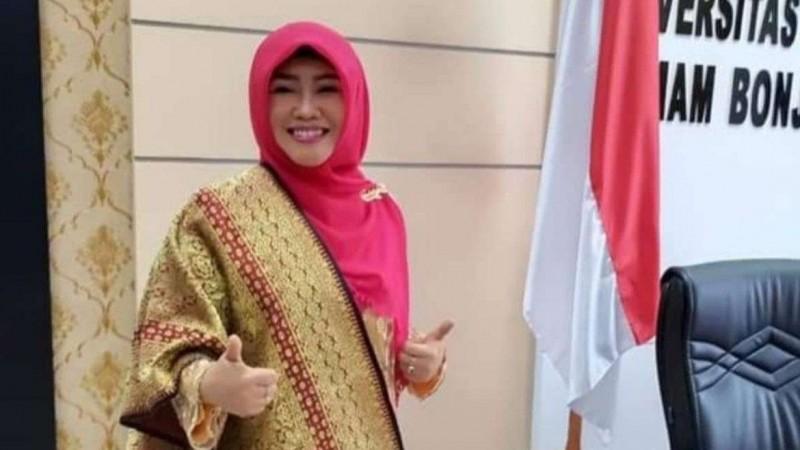 Ketua LKKNU Sumbar, Martin Kustati Jadi Rektor Perempuan Pertama UIN IB Padang
