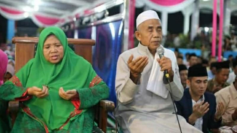 Nyai Hj Subhianah, Istri Rais Syuriah NU Lampung Wafat
