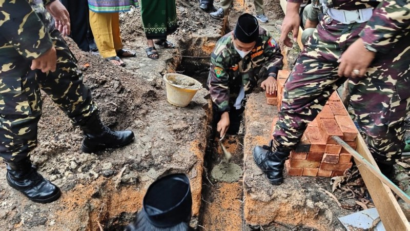 Pererat Kerukunan Umat Beragama, Ansor Riau Dirikan Rumah Toleransi