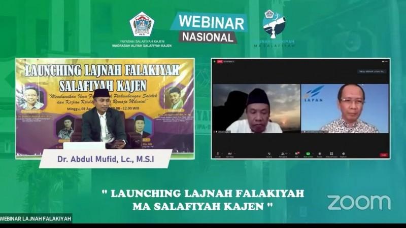 Lajnah Falakiyah Salafiyah Kajen, Rujukan Ilmu Falak Berbasis Digital
