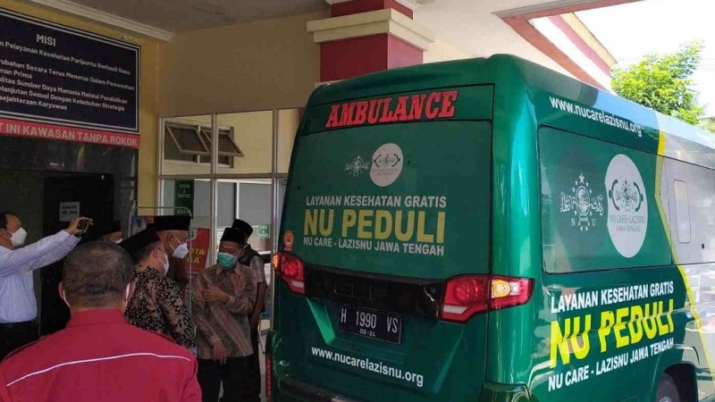 KH Miftachul Akhyar Dirujuk ke RSI Surabaya