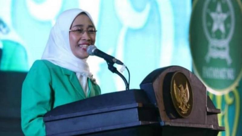 Gerakan Filantropi 'PPKM' Fatayat NU Kolaborasi dengan Pesantren
