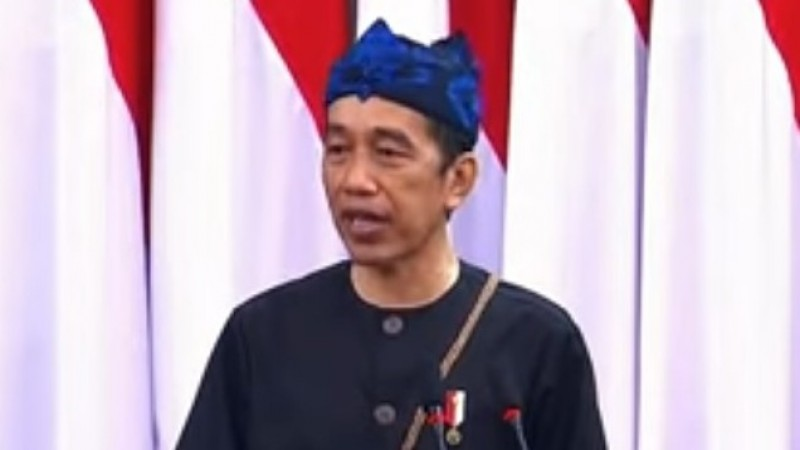 Presiden Jokowi: Saling Peduli Kunci Penyelesaian Pandemi