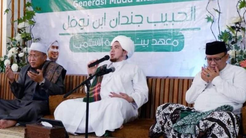 Habib Jindan bin Novel: Semangat Hijrah Nabi Hidupkan Perjuangan Kemerdekaan Indonesia