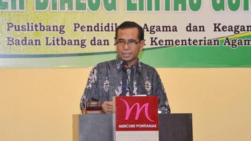 Prof Abdurrahman Mas'ud, Alumnus Qudsiyah Kudus Pimpin Asosiasi Dosen Alumni PMII