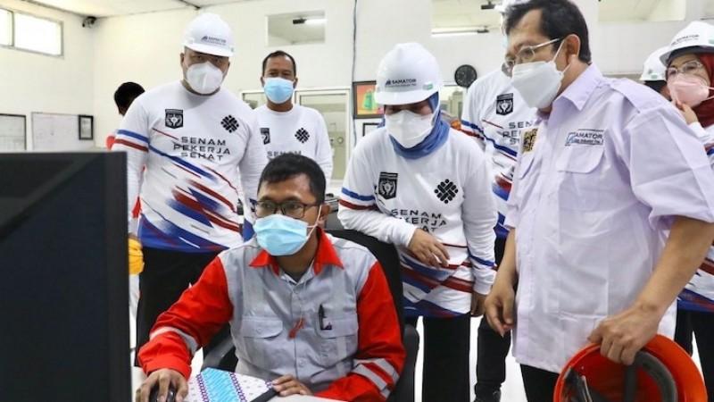 Tak Hanya Cepat, Menaker Minta Penyedia Oksigen Medis Perhatikan Keselamatan Pekerja