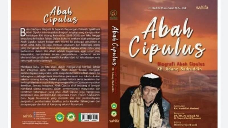 Biografi 'Abah Cipulus' Diluncurkan Sabtu Besok