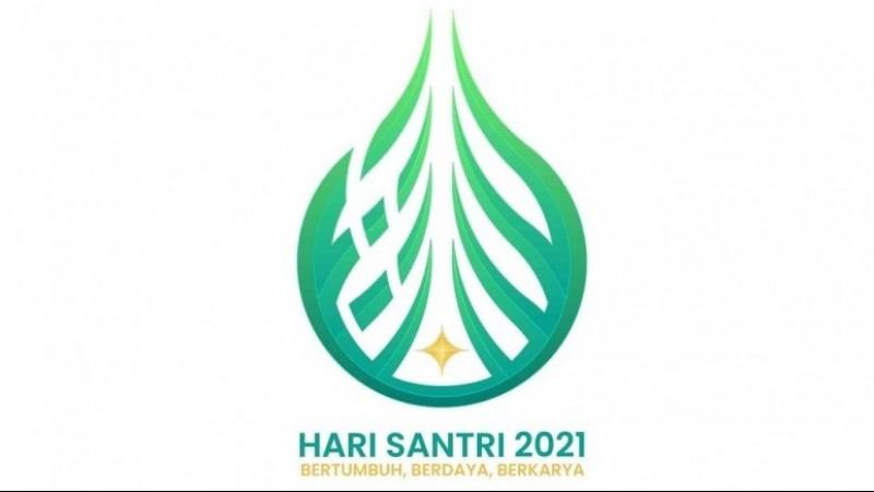 Link Download Logo Hari Santri 2021 berbagai Versi