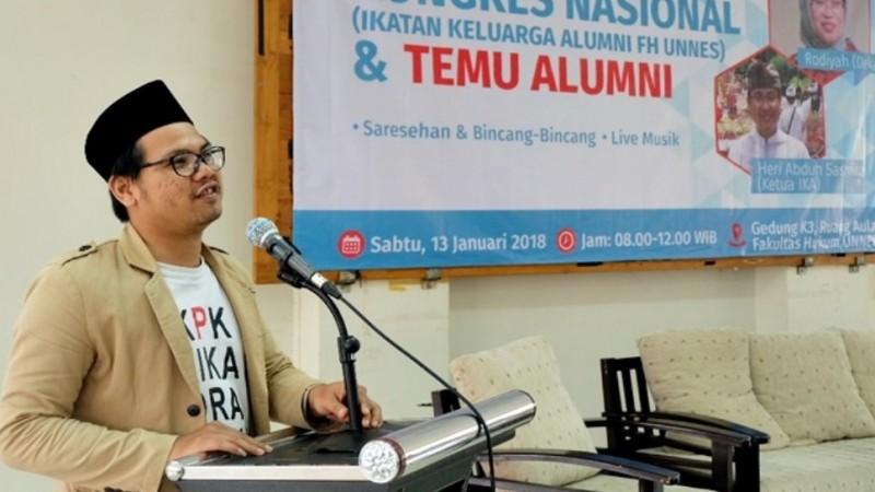 Akademisi Unusia: Hukum dan Demokrasi di Indonesia Menurun