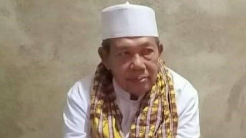 KH Ghazali Ahmadi dan Kursi KH As'ad Syamsul Arifin