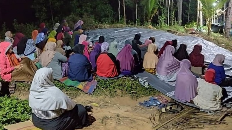 Dampak Proyek Tambang Ancam Masa Depan Perempuan Wadas