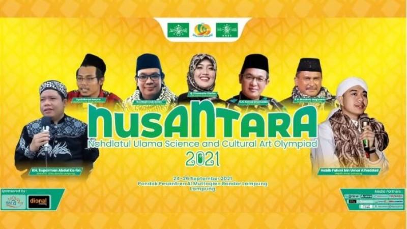 Pesan Wagub Lampung untuk Mahasiswa NU: Hasil Tak Khianati Usaha
