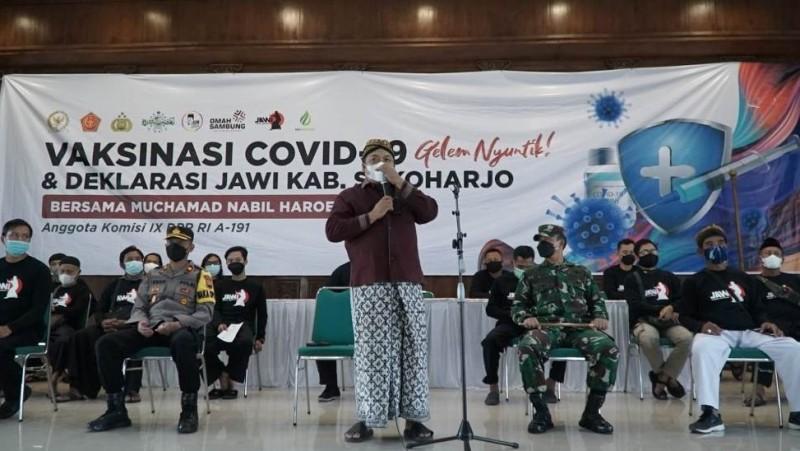 Para Pesilat Berbagai Perguruan Bentuk Forum Silaturahim