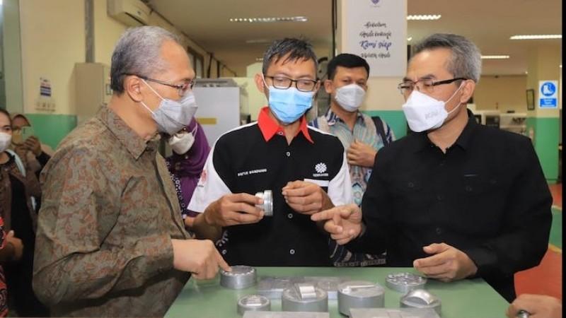 Dikunjungi Bupati Bantul, DirjenBinalavotas Kemnaker Ingin BLK UPTP Tingkatkan SDM Daerah