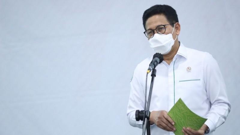 Pandemi Belum Berakhir, Mendes PDTT Minta Jajarannya Konsisten Terapkan Hidup Sehat