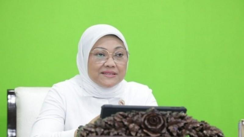 Ida Fauziyah Minta Kemnaker Jadi Rujukan Peningkatan SDM
