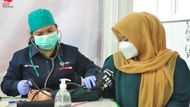 NU Care Jaksel Bakti Sosial Donor Darah