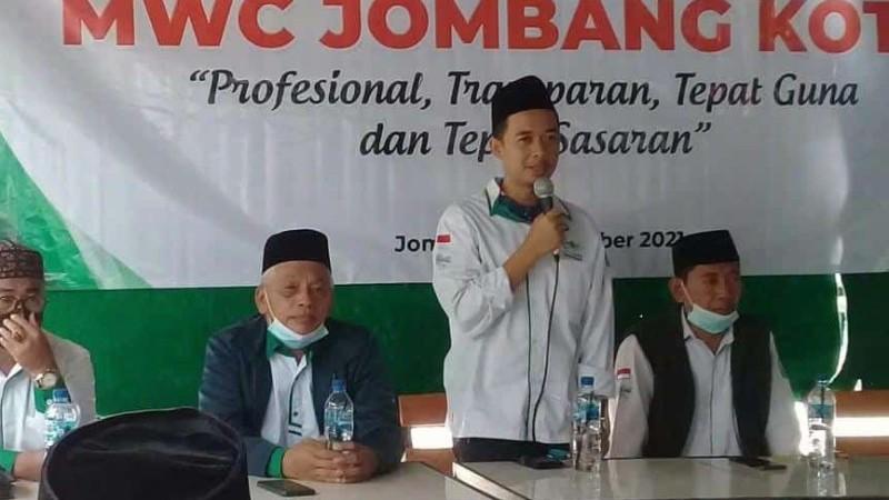 Optimalkan LAZISNU, MWCNU Jombang Kota Gelar Workshop