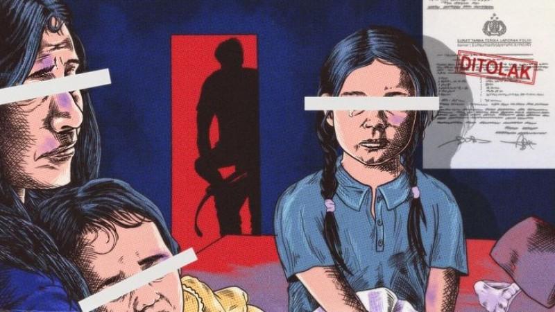 Polemik Pemeriksaan Kasus Pemerkosaan Tiga Anak di Luwu Timur