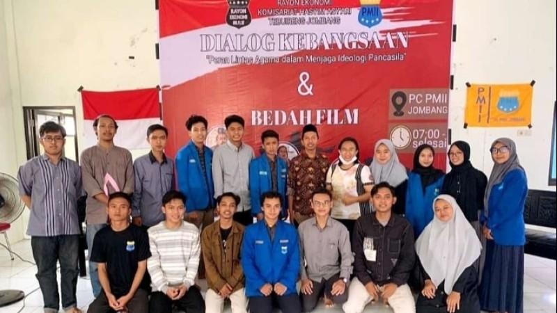 PMII di Jombang Bedah Film 'Senyap' dari Perspektif yang Berbeda
