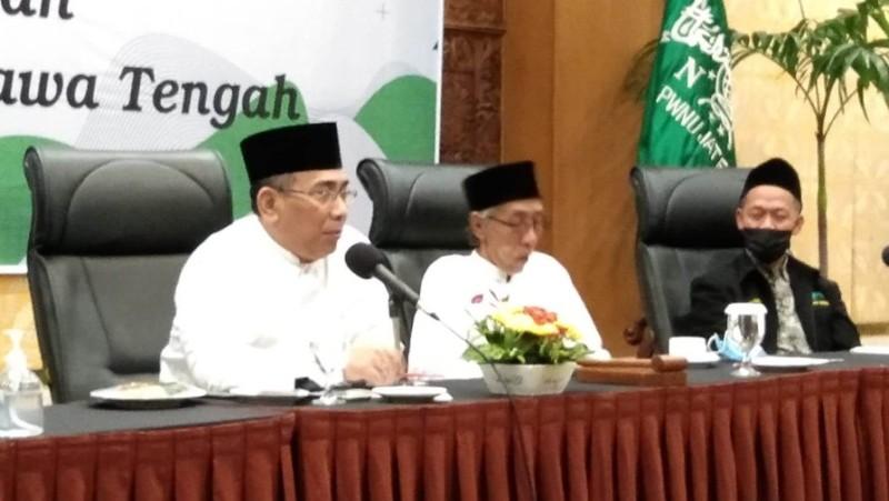 NU Jateng Sampaikan Rekomendasi untuk Muktamar Ke-34 di Lampung