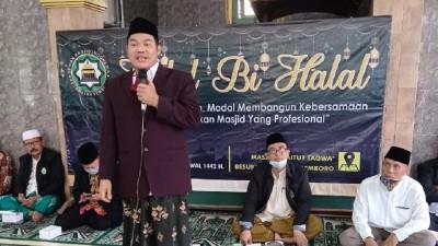 Masjid Mampu Jadi Kekuatan Umat Islam, Ini Syaratnya
