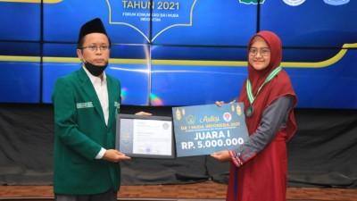 Final Audisi Dai Muda, Peserta dari Malang Raih Juara Pertama