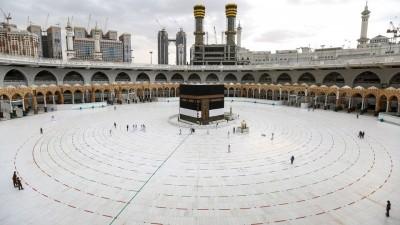 Arab Saudi Belum Kirim Undangan Haji ke Negara Manapun