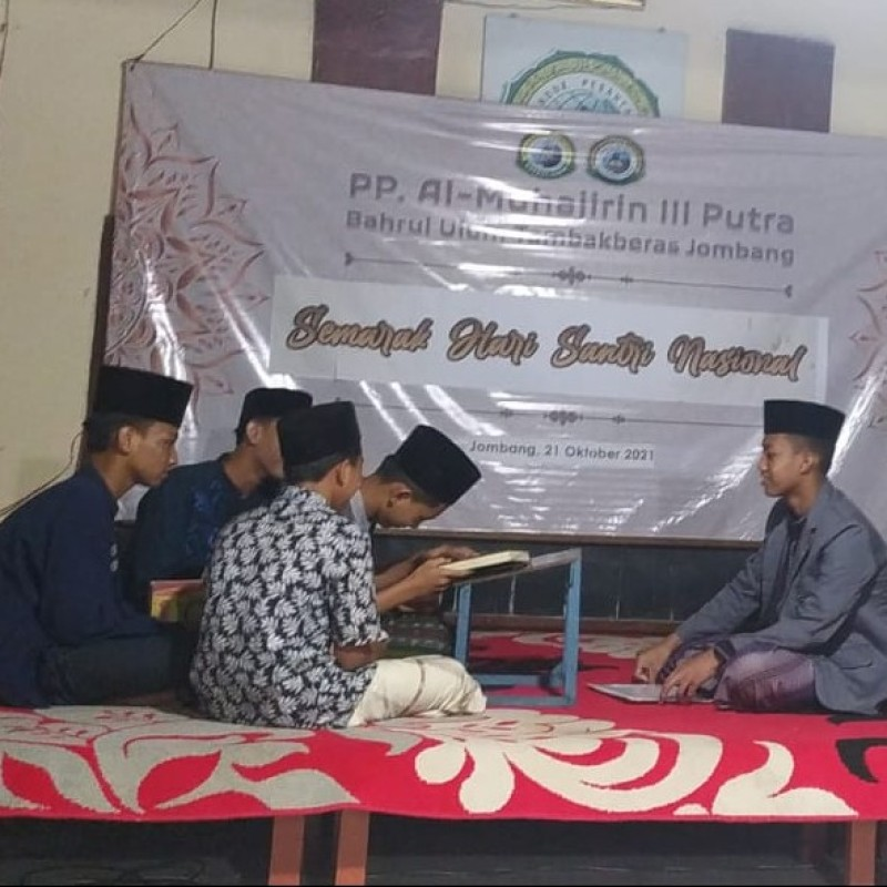 Ponpes Al-Muhajirin III Bahrul Ulum Peringati HSN dengan Berbagai Kompetisi