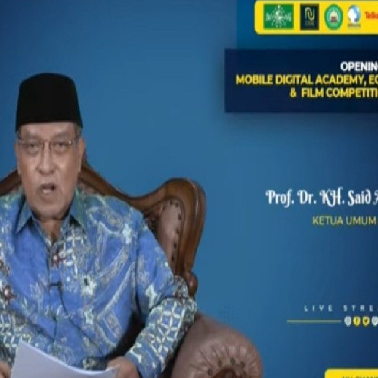 Nahdliyin told to strengthen Islamic syiar sovereignty in Indonesia