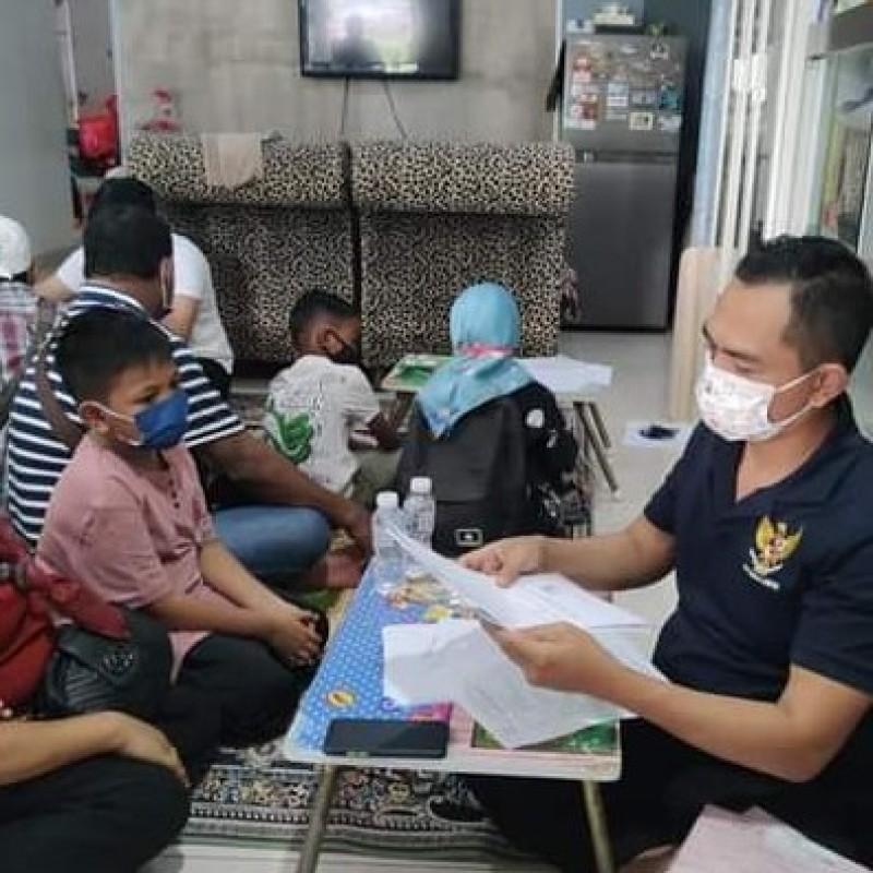 Muslimat NU Malaysia Selenggarakan Program Dokumen Kelahiran Gratis