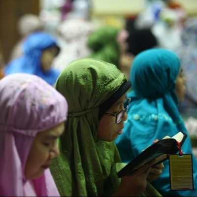 Doa Penutup Majelis Taklim KHM Syafi'i Hadzami