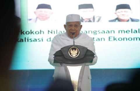 Khutbah Iftitah Rais 'Aam di Munas dan Konbes NU 2017