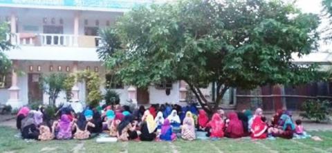 Alumni Pesantren Darurrohman Jadi Benteng NU di Masyarakat