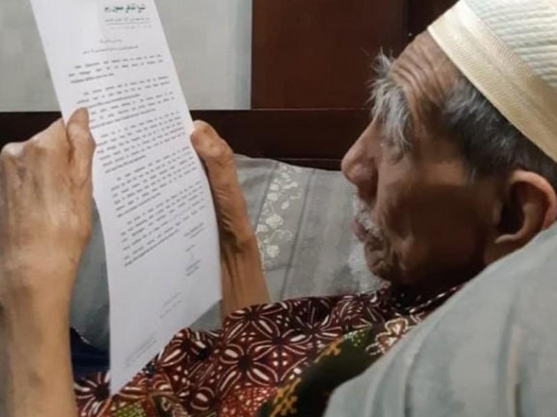 NU senior cleric, KH Maimoen Zubair passes away in Mecca