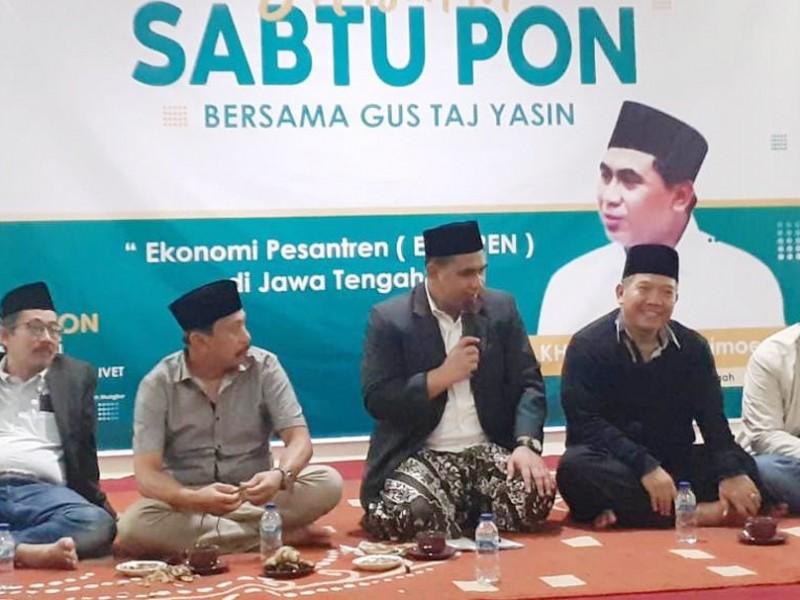 Wagub Jateng Dorong Pesantren Dirikan Holding