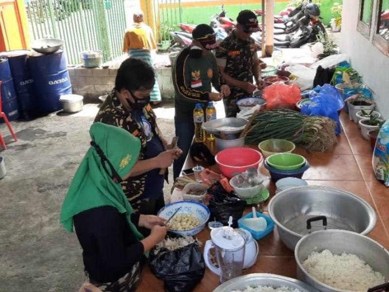 Banjir di Manado, Banser Sulut Buka Posko Peduli