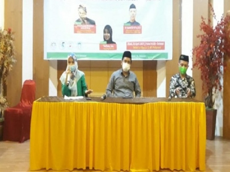 Fatayat NU strengthens moderate Islamic studies among millenials
