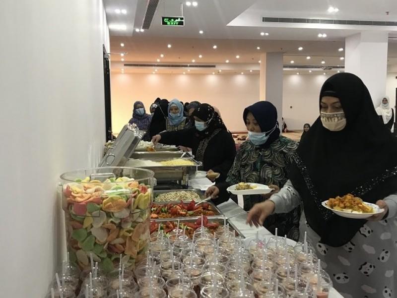 Masakan Nusantara jadi Menu Khas Lebaran Pekerja Migran RI di Arab Saudi