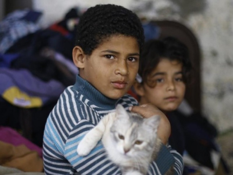 Enam Hari Serangan Israel, Korban Anak Meninggal Capai 40 Orang
