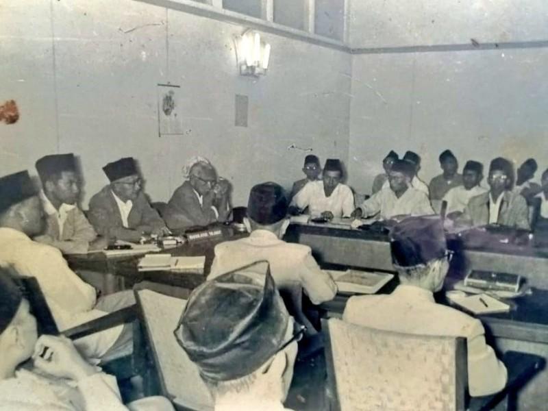 Peran Besar Fraksi NU dalam Dewan Konstituante