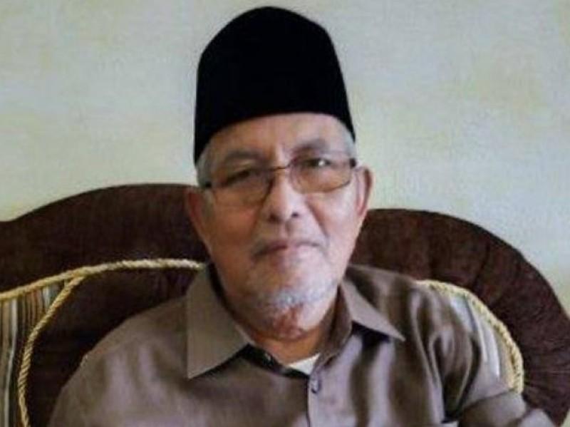 Aceh Berduka, Waled Bakongan Ulama yang Arsitektur Itu Telah Pergi
