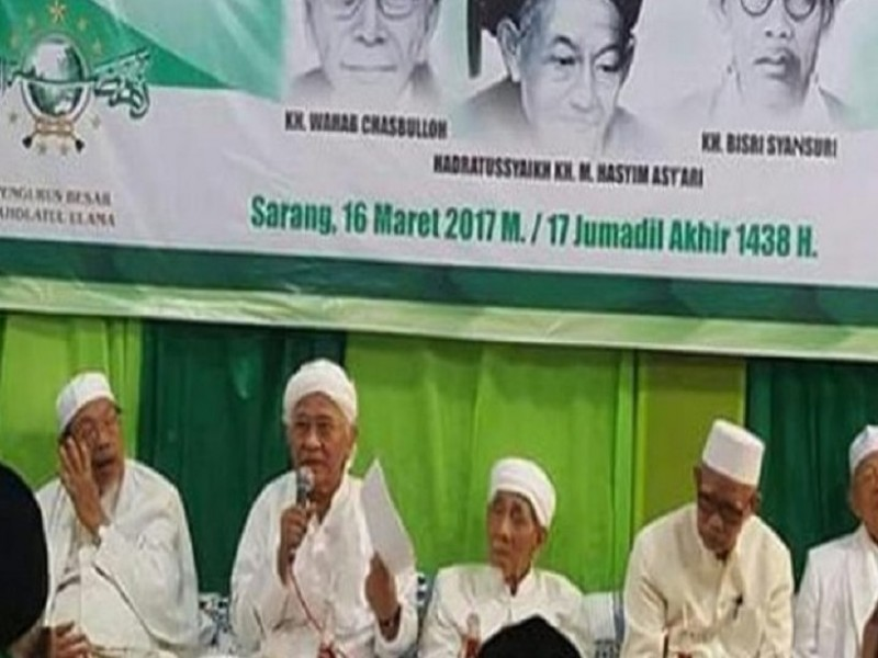 NU senior clerics will reportedly attend the 2021 NU conferences in Jakarta