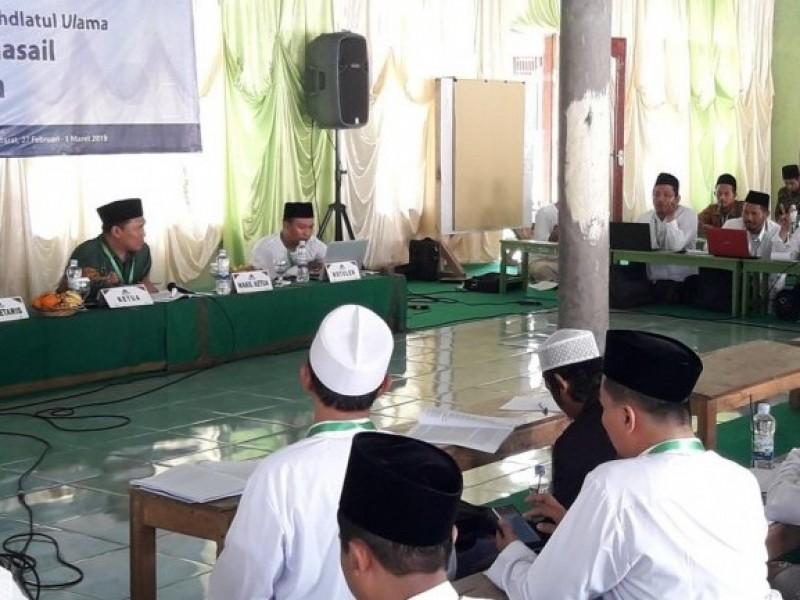 Tiga Bahasan Komisi Waqi'iyah pada Munas 2021