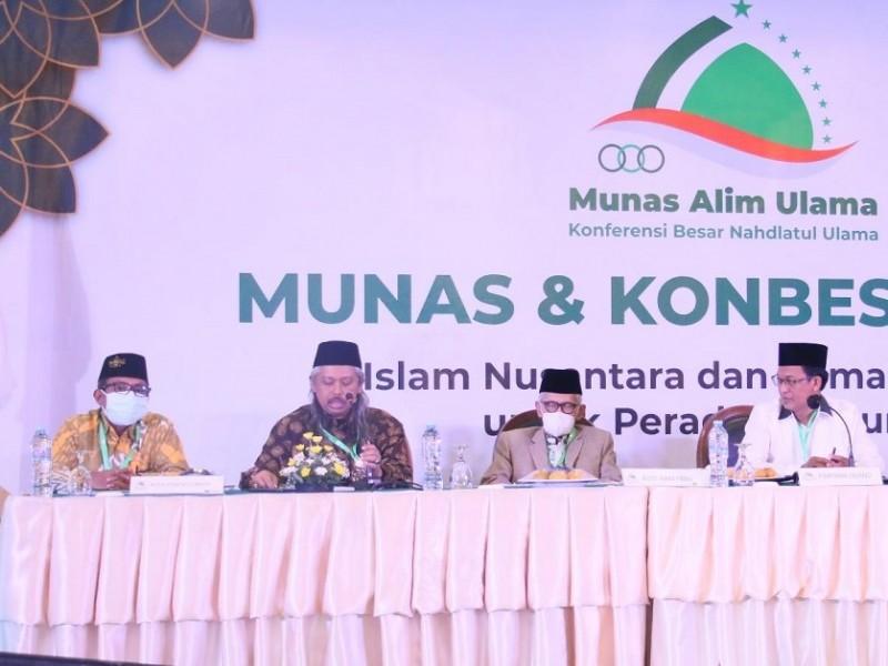 Pemilihan Ketua Umum PBNU melalui Ahlul Halli wal Aqdi Tidak Disetujui