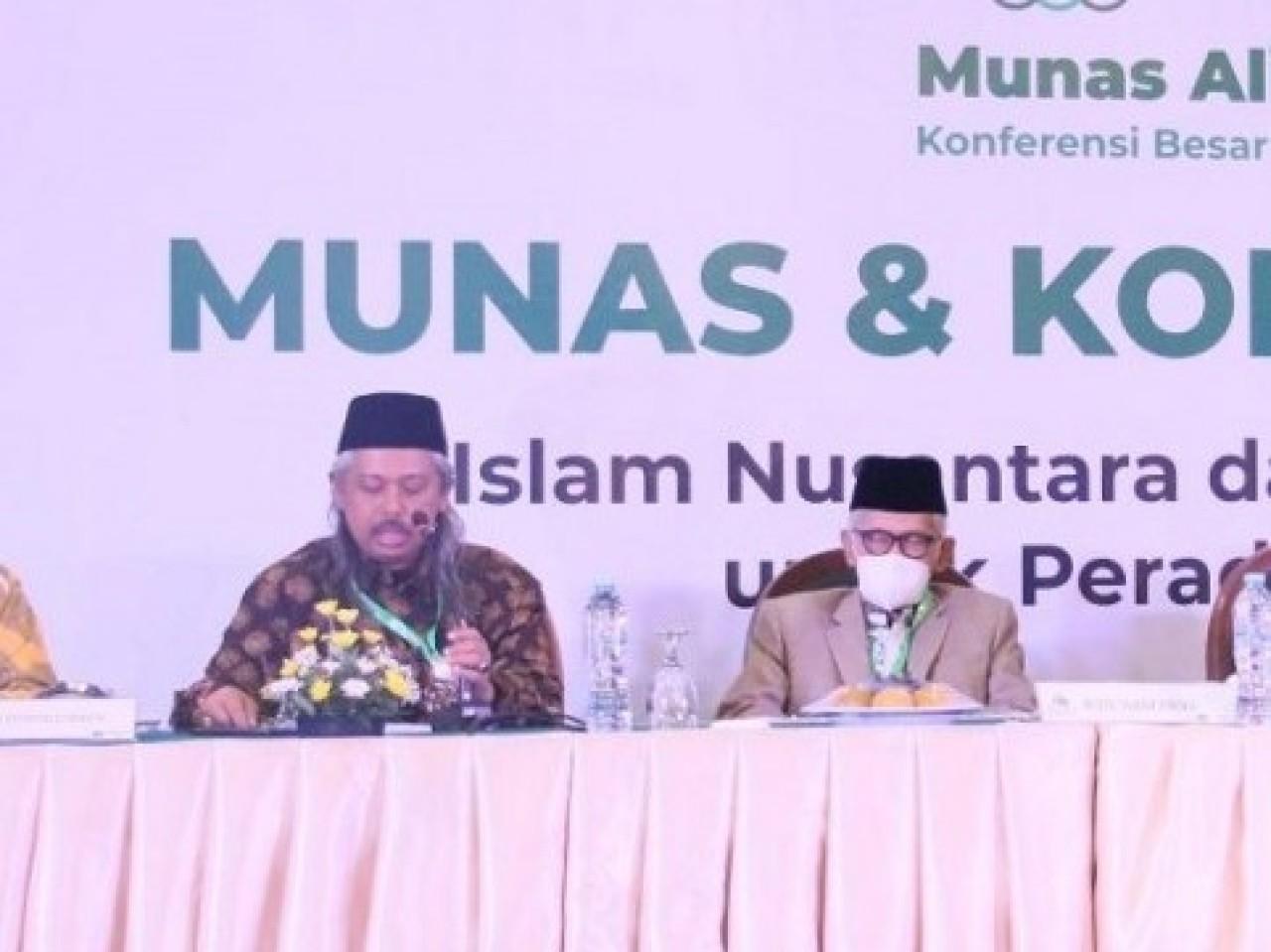 Ketum PBNU dan Ketua Tanfidziyah Tidak Dipilih melalui Sistem AHWA