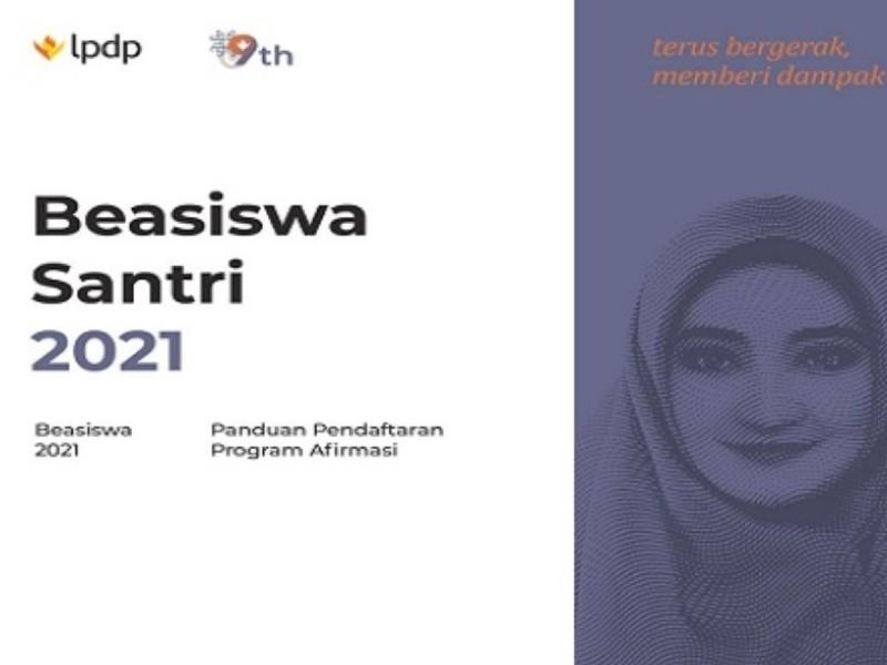 Alhamdulillah, LPDP Sediakan Beasiswa Santri dan Pendidikan Kader Ulama